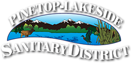 Pinetop-Lakeside Sanitary District Wastewater Treatment Facility Logo